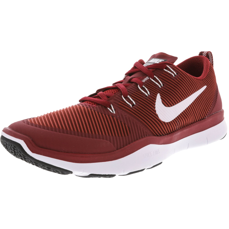 Nike Men's Free Train Versatility Tb Team Crimson / White-Black Ankle-High Training Shoes - 11M