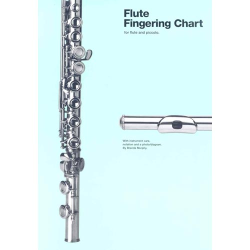 Flute Fingering Chart: For Flute and Piccolo