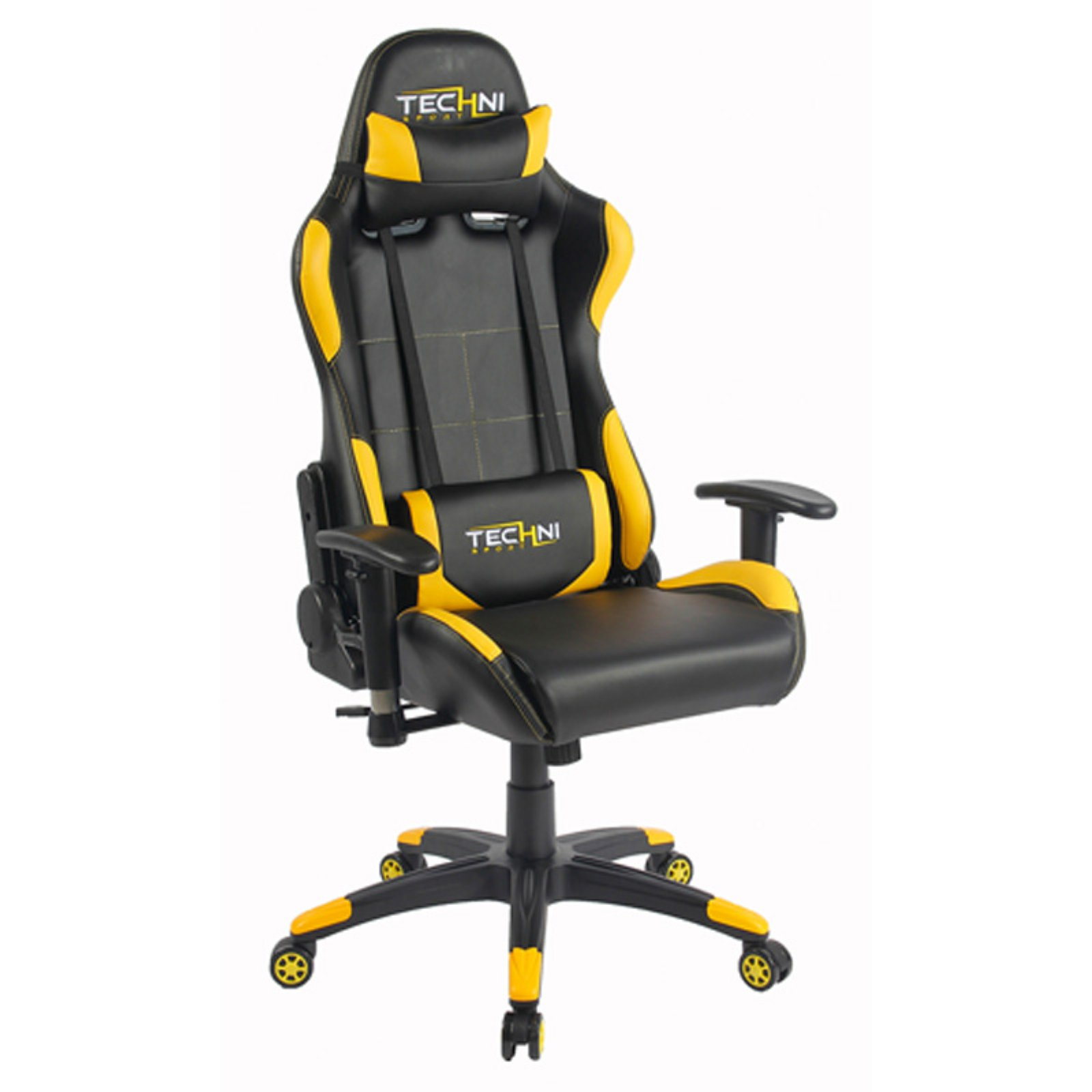 Techni Sport Office-PC Gaming Chair, Multiple Colors