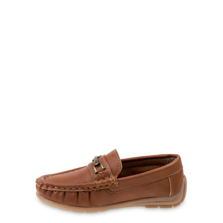 Josmo Driving Loafer Dress Shoes (Little Boys & Big Boys)