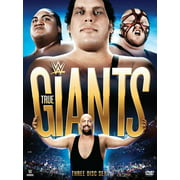 WWE Presents True Giants by