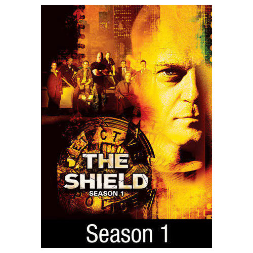 The Shield: Season 1 (2002)