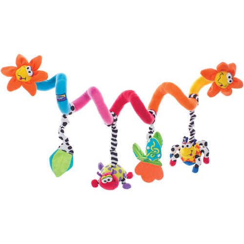 Playgro Amazing Garden Twirly Whirly Activity Toy