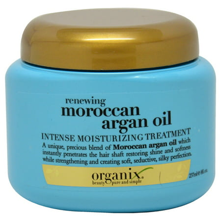 - OGX Renewing Argan Oil of Morocco Intense Moisturizing Treatment, 8 oz
