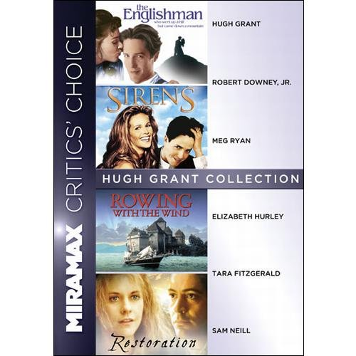 Hugh Grant Collection: The Englishman Who Went Up A Hill And Came Down A Mountain / Sirens / Rowing With The Wind / Restoration