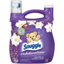 Fabric Softener: Snuggle Exhilarations