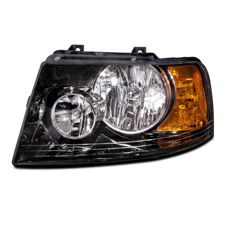 2003-2006 Ford Expedition Headlight Left Driver Side FO2502198 - Ford Expedition Head Gasket