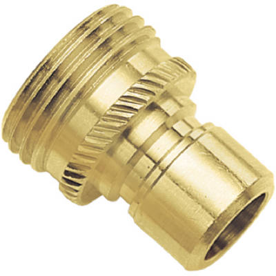 Brass Male Connector, Fiskars, 09QCMGT
