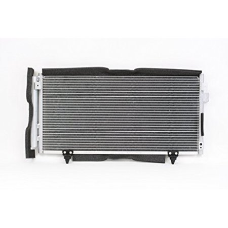 A-C Condenser - Pacific Best Inc For/Fit 3689 Impreza Sedan Wagon Subaru Forester Impreza WRX (Best Tyres For Wrx)