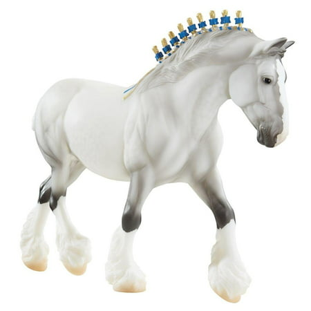 Breyer Traditional Shire Horse Toy Model (1:9 Scale)