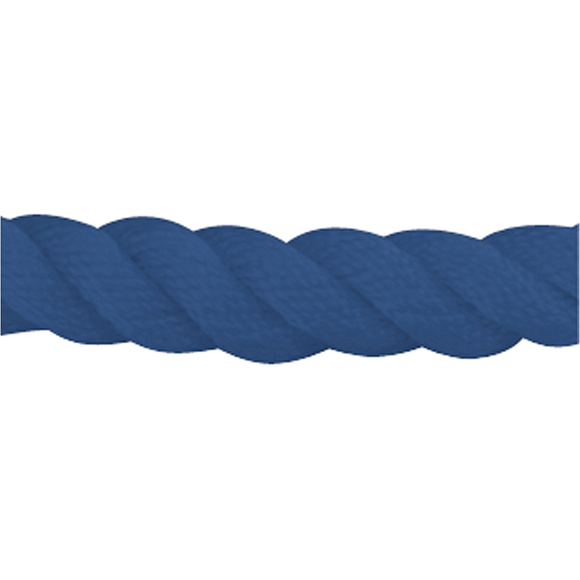 "Sea Dog Dock Line, Twisted Nylon, 3 8"" x 25', Blue by Sea-Dog Line"