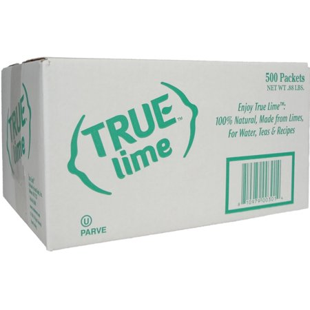 True Lemon Drink Mix, Lime, 500 Packets ()