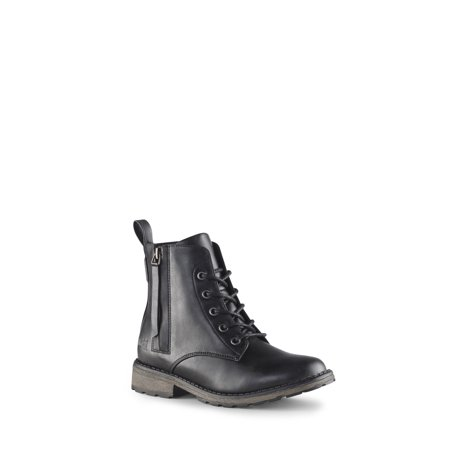 Cougar Girls' Nisha-S Zip Up Boot in Black, 4 US - image 1 de 5