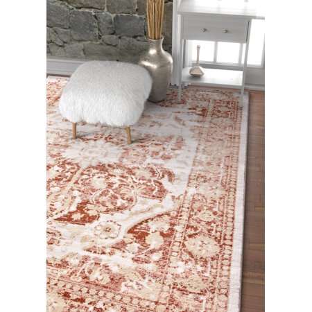 - Well Woven Kensington Maxwell Vintage Distressed Modern Copper 5'3