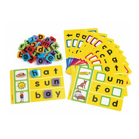 Froggy Phonics Game - Excellerations Phonics Spelling Game (Item # PSG)