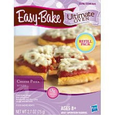Jack Pizza - easy bake ultimate oven cheese pizza mix playset
