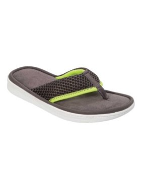 f665bf438cbe53 Product Image Men s Mesh Flip Flop Slipper