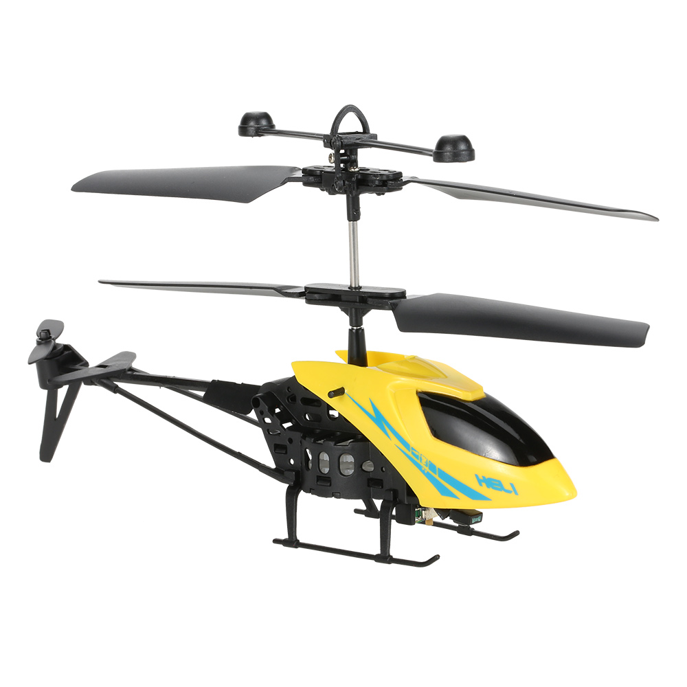 MJ901 2.5CH Mini Infrared RC Helicopter Radio Control Nano RC Drone Toys by