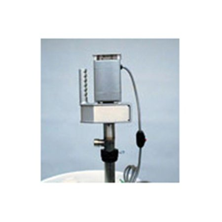 Image of Action Pump ACT-16ESS 316 SS Electric Drum Pump has a flow rate of 17 gpm