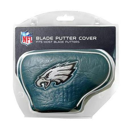 Team Golf NFL Philadelphia Eagles Golf Blade Putter Cover Magnetic Blade Putter Cover