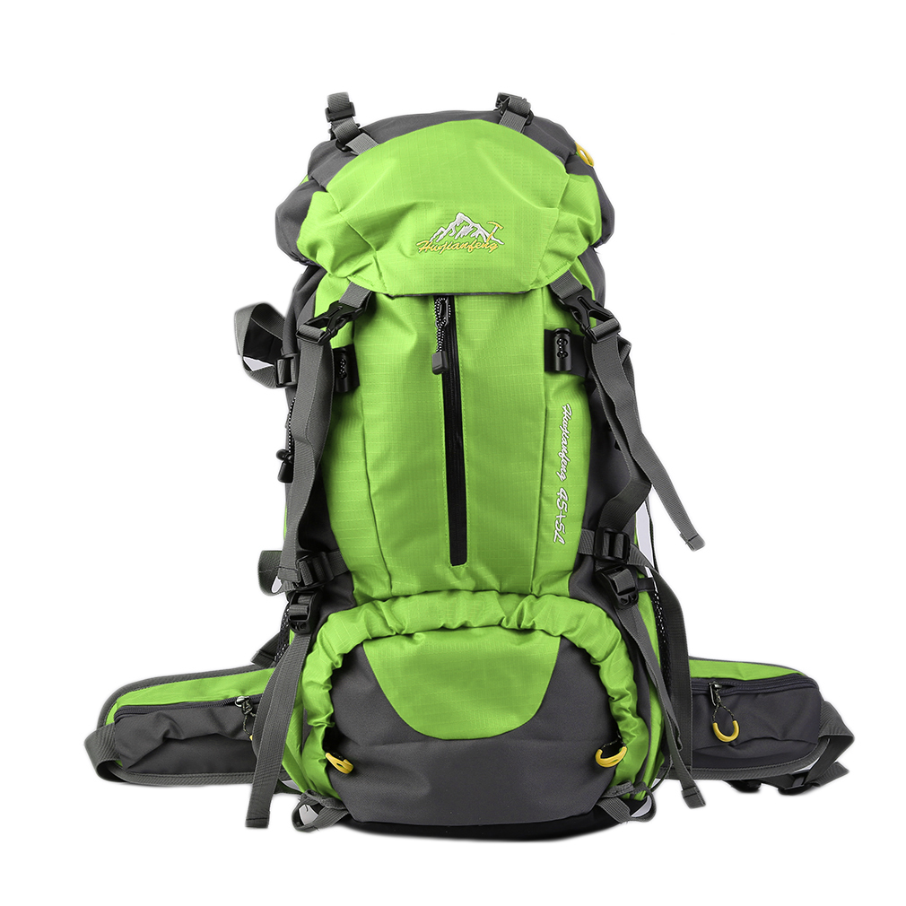 50L Waterproof Outdoor Hiking Backpack Trekking Camping Travel Bags Backpack by