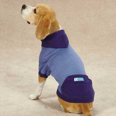 Guardian Gear Insect Shield Hooded Pullover for Dogs