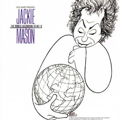 WORLD ACCORDING TO ME (Jackie Mason The World According To Me)