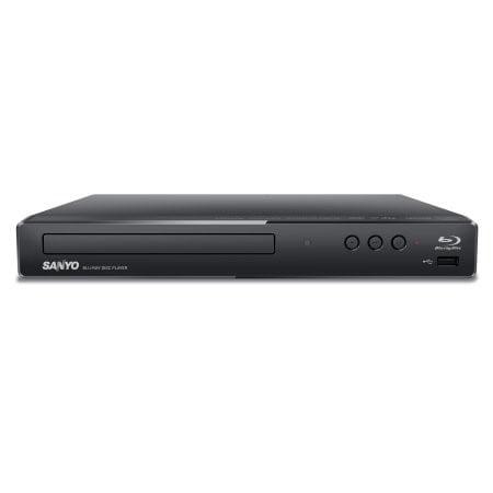 Sanyo FWBP505F Blu-ray Player