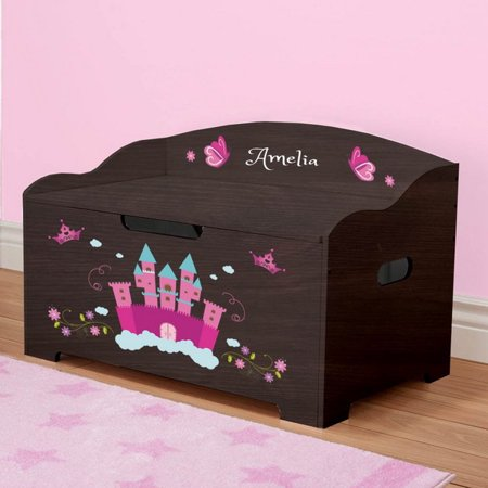 Personalized Dibsies Modern Expressions Princess Toy (Personalized Toy Box)