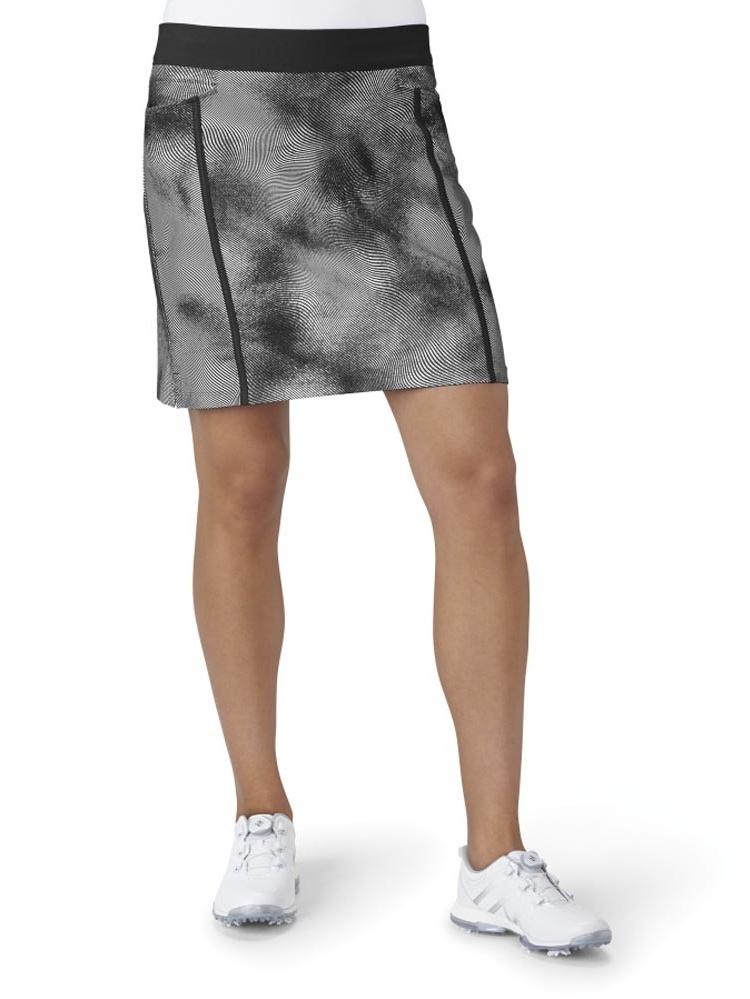 Adidas Women's Ultimate Adistar Printed Skort by Adidas