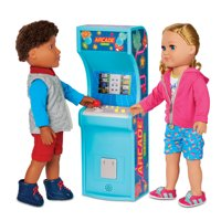 """My Life As Arcade Play Set for 18"""" Dolls with 100 Games Installed"""