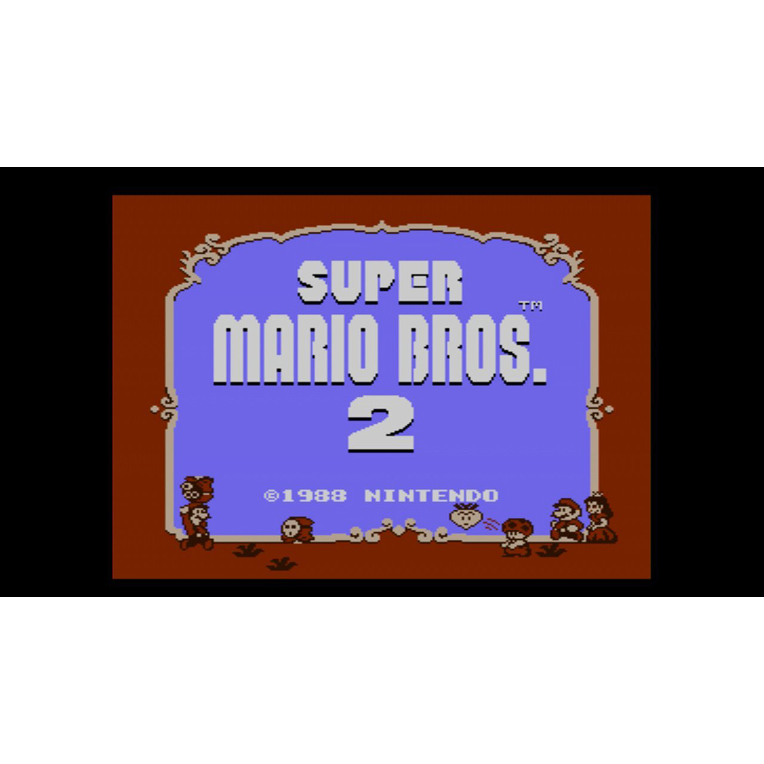 Super Mario Bros. 2, Nintendo, WIIU, [Digital Download], 0004549666021