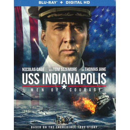 USS Indianapolis: Men of Courage (Blu-ray)](Uss Halloween Promotion)