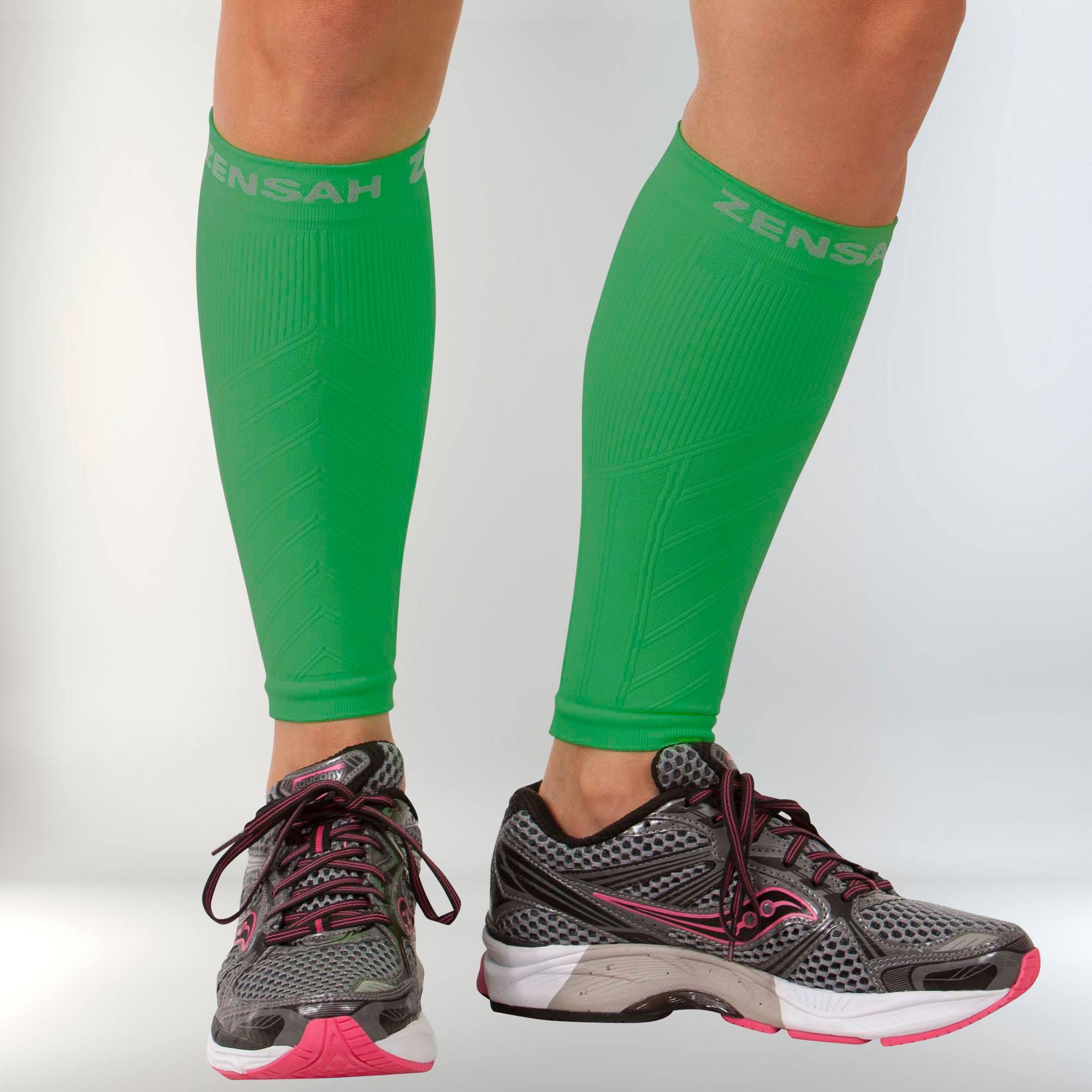 Zensah Compression Leg Sleeves  Pair