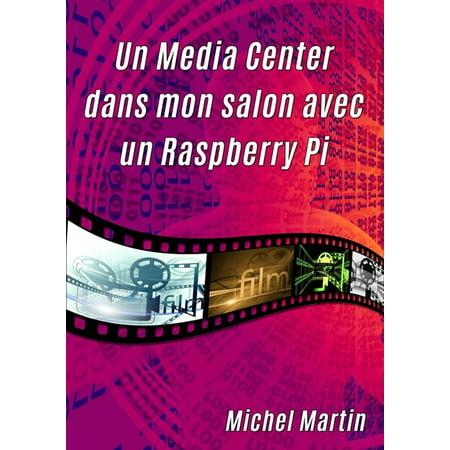 Un Media Center dans mon salon avec un Raspberry Pi -