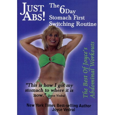 Just Abs Workout (DVD) (Workouts To Get Abs Fast At Home)