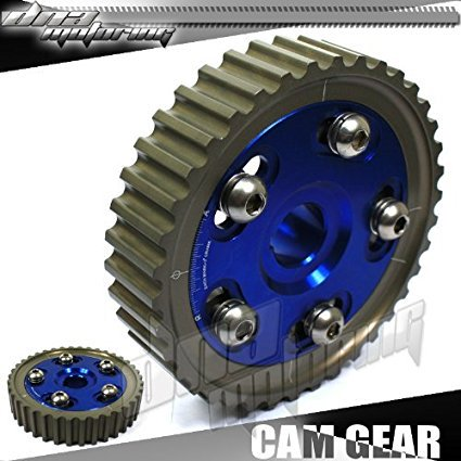 All Honda Civic CRX Del Sol Dohc Adjustable CAM Gear Series Adjustable Cam Gears