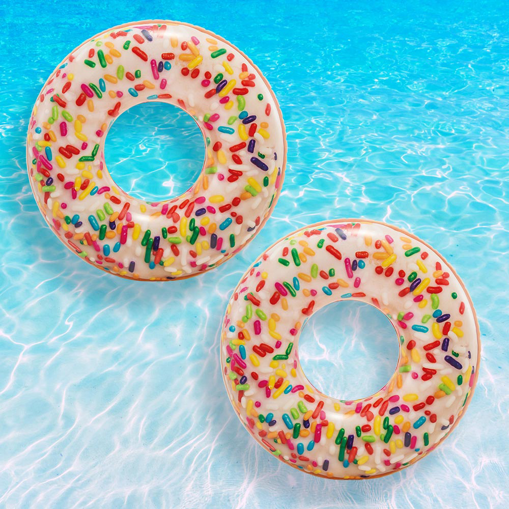 Intex Sprinkle Donut Tube for Swimming Pools