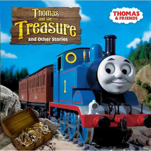 Thomas and the Treasure: And Other Stories