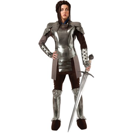 Snow White Armor Adult Halloween Costume - One Size Up to Women's - Armor Costume