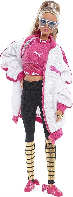 Barbie Puma Doll 50th Anniversary Classic Blonde Mattel - Walmart.com