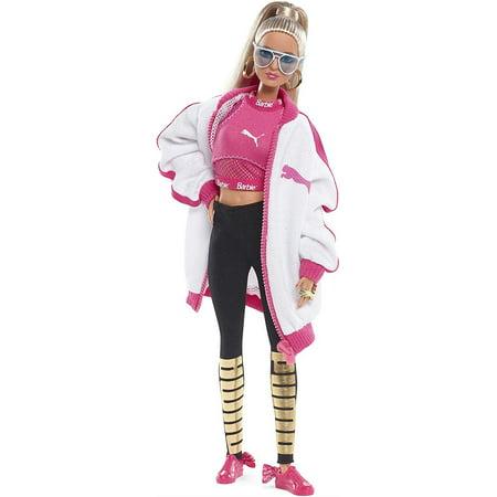 Barbie Puma Doll 50th Anniversary Classic Blonde Mattel Barbie Prima Ballerina Doll