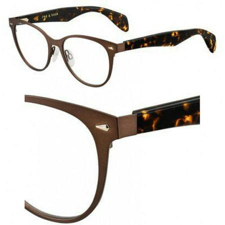 98c01481ff709 Eyeglasses Rag and Bone Rnb 3002 0HGC Brown Havana - Walmart.com