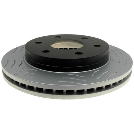 - AC Delco 18A925SD Brake Disc, Stock Replacement, Front Driver Or Passenger Side