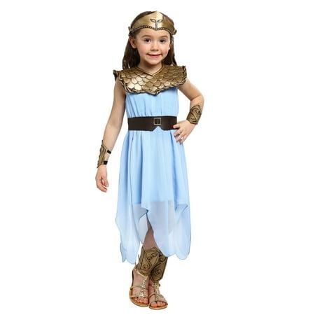 Girls Athena Costume - Athens Halloween