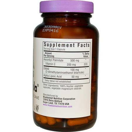 Bluebonnet Nutrition Age-Less Skin Formula®, 120 Count