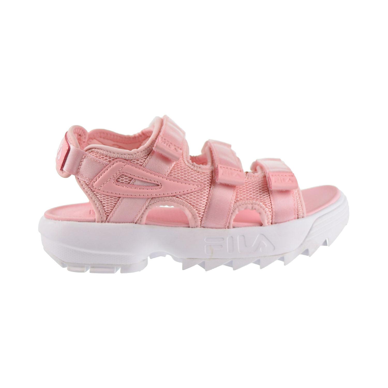 Fila Disruptor Womens Sandal Pink/White