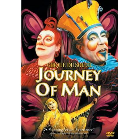 Cirque Du Soleil: Journey Of Man (DVD)