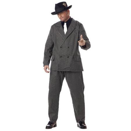 Gangster Men's Adult Halloween Costume