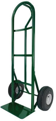 Harper Super Steel P-Handle Hand Truck, 600 lb. by Harper Trucks